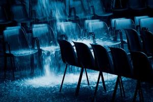 Regen in Padua