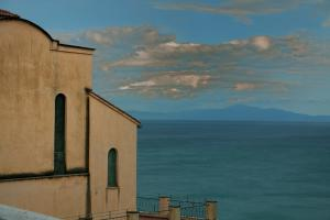 Sicilie zeezicht